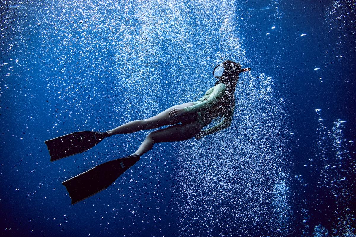 Tuba Les Goudes - snorkeling